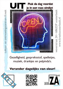 Zaterdagavond OpEn @ Oosterbeek   Gelderland   Nederland