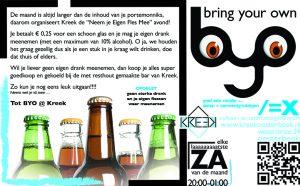 'Bring Your Own' Night @ Oosterbeek | Gelderland | Nederland