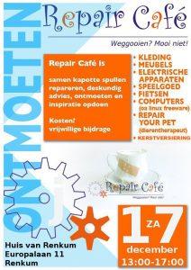 Het Repair Café komt op Locatie! @ Huis van Renkum   Renkum   Gelderland   Nederland
