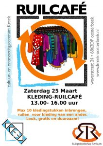 Ruilcafe @ Oosterbeek | Gelderland | Nederland